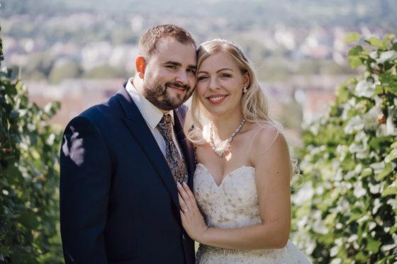Joelle & Alex After Wedding
