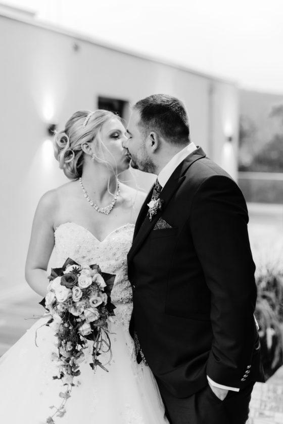 Joelle & Alex Hochzeit