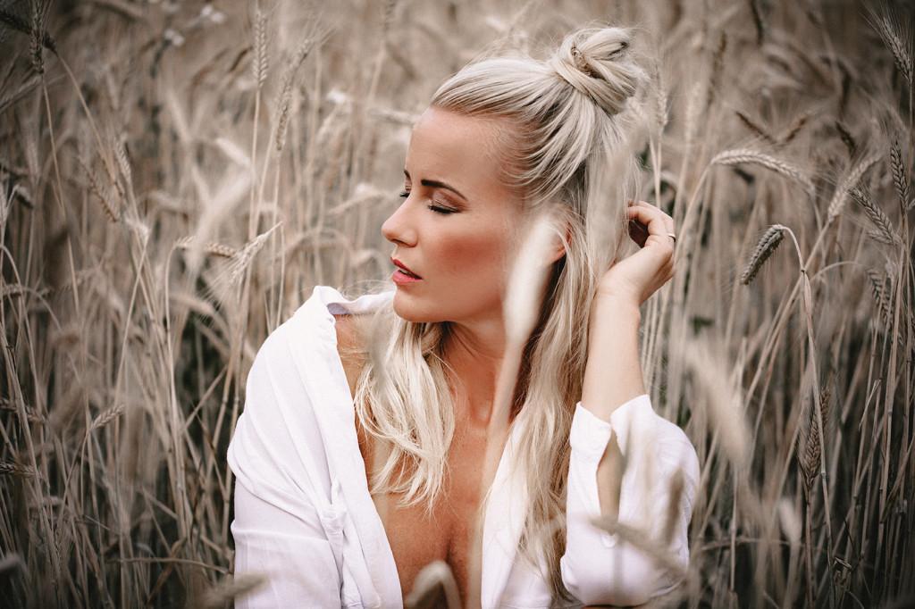 Model, Portrait, Shooting, Blond, Feld, Wald, Wiese, Portraitshooting, Modelshooting, Dj Almklausi, Maritta, Miss Stuttgart, Miss Baden-Württemberg, Misswahl, Maritta Krehl